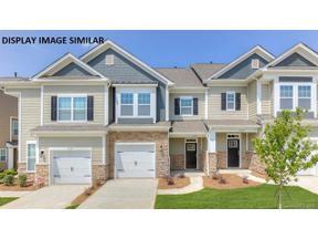 Property for sale at 727 Little Blue Stem Drive #1002, Lake Wylie,  South Carolina 29710
