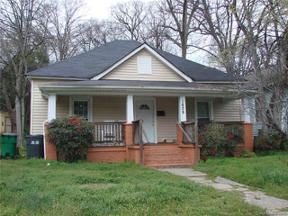Property for sale at 1609 Pegram Street, Charlotte,  North Carolina 28205