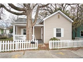 Property for sale at 1112 Pegram Street, Charlotte,  North Carolina 28205