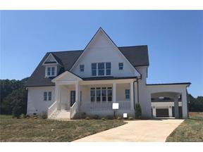 Property for sale at 11015 Benjamin Smith Avenue, Huntersville,  North Carolina 28078