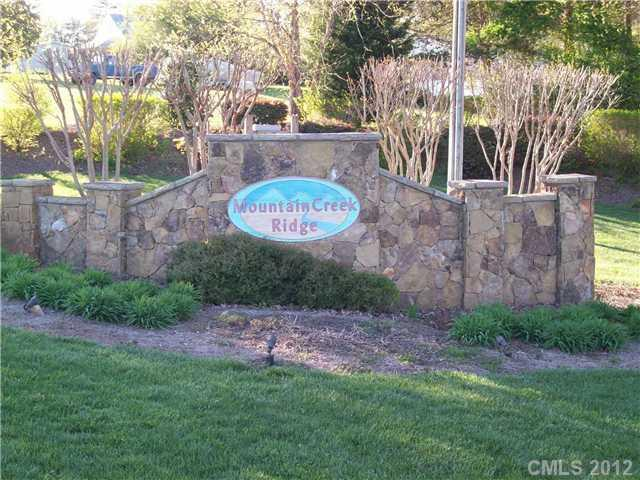 Photo of home for sale at 3229 Creek Bend Court, Sherrills Ford NC