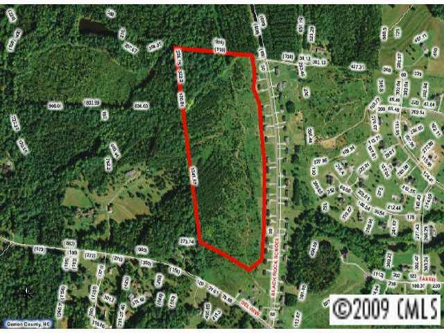 Photo of home for sale at LOT Black Rock School Road, Cherryville NC