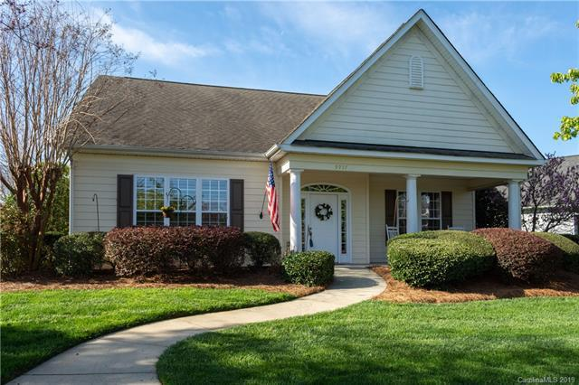 Photo of home for sale at 9937 Bishops Gate Boulevard, Pineville NC