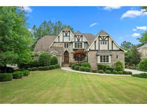 Property for sale at 16840 Ashton Oaks Drive, Charlotte,  North Carolina 28278