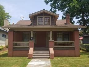 Property for sale at 2108 Roslyn Avenue, Charlotte,  North Carolina 28208