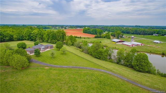 Photo of home for sale at 9990 Caldwell Road, Mt Ulla NC