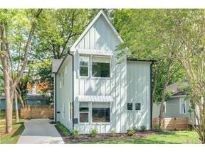 Property for sale at 1136 N Alexander Street, Charlotte,  North Carolina 28206