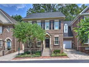 Property for sale at 1104 Dilworth Crescent Row, Charlotte,  North Carolina 28203