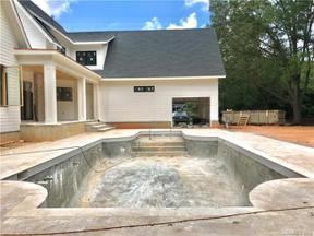 Property for sale at 501 Lansdowne Road, Charlotte,  North Carolina 28270
