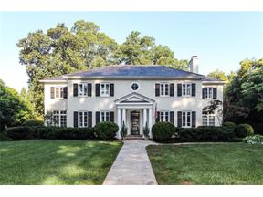 Property for sale at 1610 Queens Road, Charlotte,  North Carolina 28207