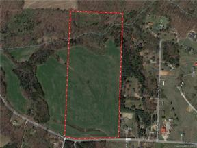 Property for sale at 39.5 Acre Smith Road, Kannapolis,  North Carolina 28081