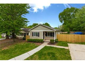 Property for sale at 1405 Seigle Avenue, Charlotte,  North Carolina 28205