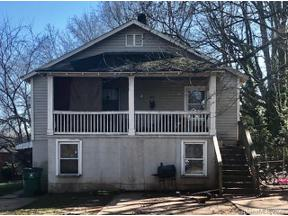 Property for sale at 1400 Academy Street, Charlotte,  North Carolina 28205