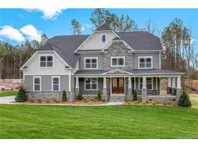 Property for sale at 1272 Trinity Ridge Parkway, Fort Mill,  South Carolina 29715