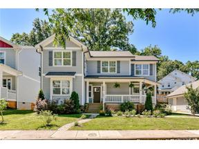 Property for sale at 1408 Sumter Avenue, Charlotte,  North Carolina 28208