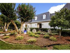Property for sale at 1726 Spring Stone Drive, Matthews,  North Carolina 28105