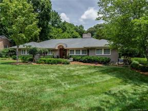 Property for sale at 6401 Burlwood Road, Charlotte,  North Carolina 28211