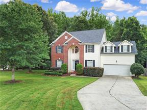 Property for sale at 2533 Ashby Woods Drive, Matthews,  North Carolina 28105