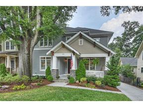 Property for sale at 801 Mcdonald Avenue, Charlotte,  North Carolina 28203