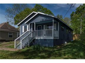 Property for sale at 1513 Pegram Street, Charlotte,  North Carolina 28205