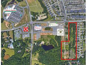 Property for sale at NA Whetstone Drive, Indian Trail,  North Carolina 28104