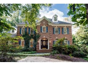 Property for sale at 3644 Whitehill Drive, Charlotte,  North Carolina 28269