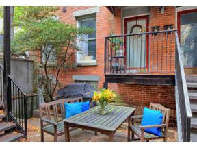 Property for sale at 135 GARDEN ST Unit: 7, Hoboken,  New Jersey 07030