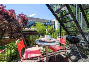 Property for sale at 110 BLOOMFIELD ST Unit: 2, Hoboken,  New Jersey 07030