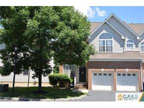 Property for sale at 1107 Cottonwood Court, North Brunswick,  New Jersey 08902