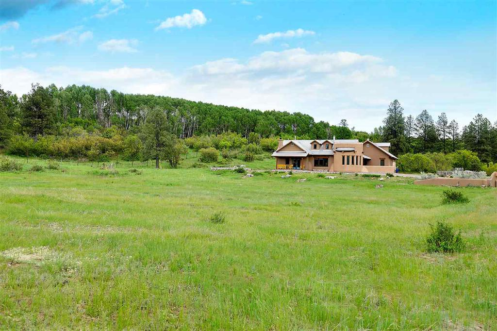 Photo of home for sale at 581 Sunflower Drive, Chama NM