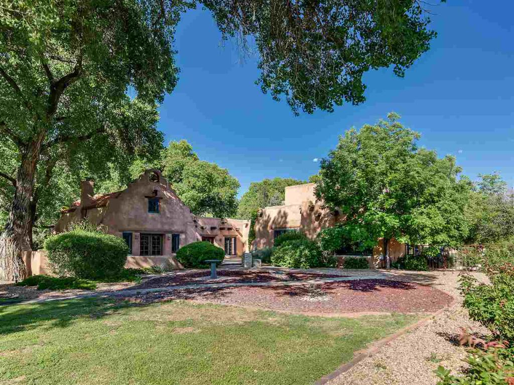 Photo of home for sale at 363 Paisano Road, Corrales NM