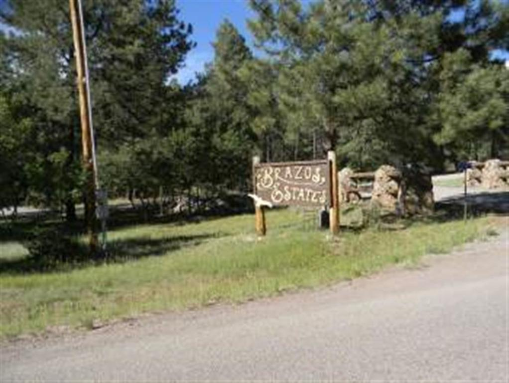 Photo of home for sale at Lot 23, Block 1 Brazos Estates, Chama NM