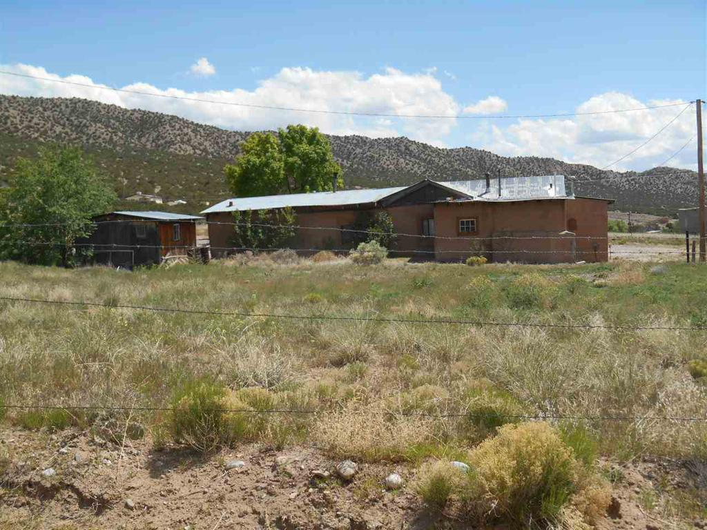 Photo of home for sale at #36 County Road 35, Velarde NM