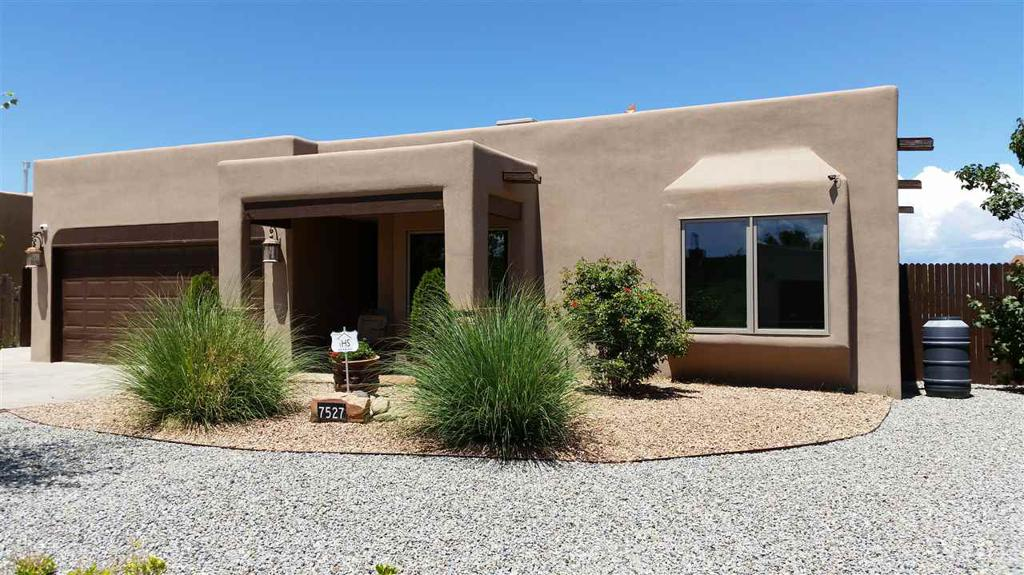 Photo of home for sale at 7527 KACHINA, Santa Fe NM