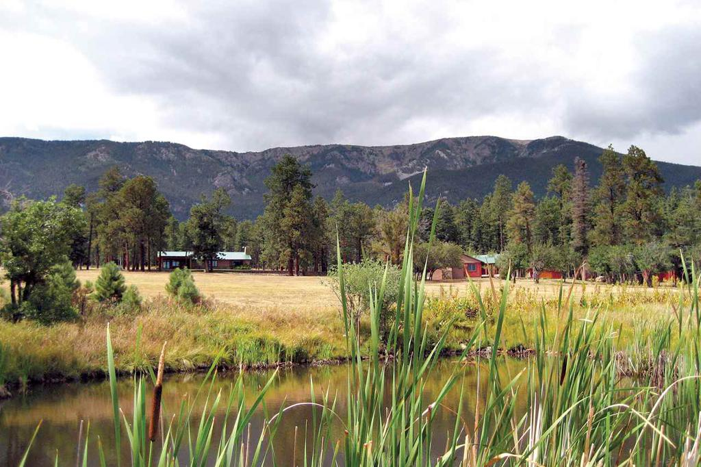 Photo of home for sale at Rociada Springs Ranch, Mora NM