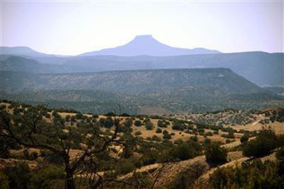 Photo of home for sale at Rocky Bluff Drive Tract 15-F, Abiquiu NM