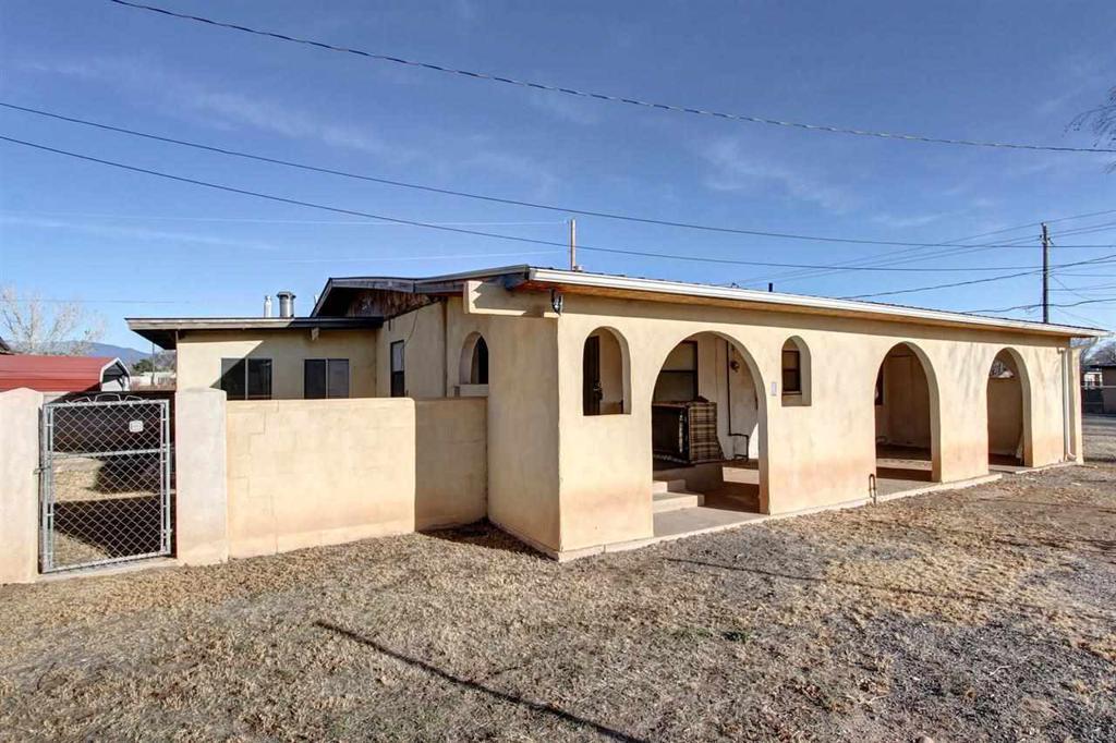 Photo of home for sale at 4051 Agua Fria Street A & B, Santa Fe NM