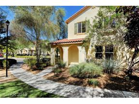Property for sale at 3148 Nevelson Walk, Henderson,  Nevada 89044
