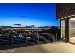 Property for sale at 2172 Skyline Heights Lane, Henderson,  Nevada 89052