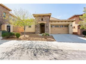 Property for sale at 1043 Via San Gallo Court, Henderson,  Nevada 89011
