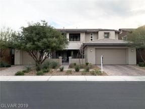 Property for sale at 5538 Kyle Peak Court, Las Vegas,  Nevada 89135