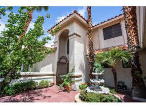 Property for sale at 13 Pheasant Ridge Drive, Henderson,  Nevada 89014
