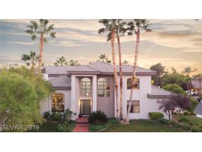 Property for sale at 1877 Fairfield Terrace, Henderson,  Nevada 89074