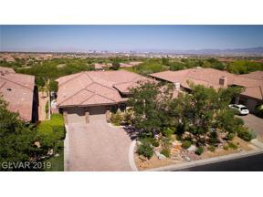 Property for sale at 24 Cross Ridge Street, Las Vegas,  Nevada 89135