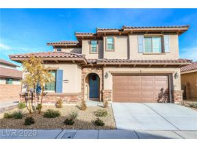 Property for sale at 322 VIA DEL SALVATORE, Henderson,  Nevada 89011