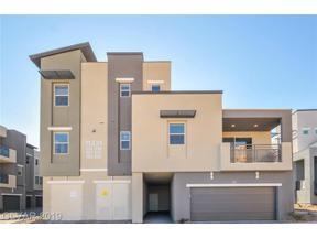Property for sale at 11231 Hidden Peak Avenue Unit: 201, Las Vegas,  Nevada 89135