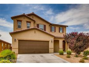 Property for sale at 4412 Hatch Bend Avenue, North Las Vegas,  Nevada 89031
