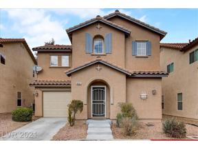 Property for sale at 8992 Spring Peeper Avenue, Las Vegas,  Nevada 89148