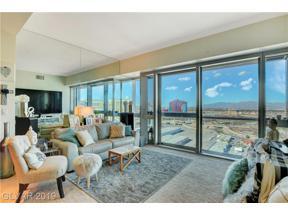 Property for sale at 4471 Dean Martin Drive Unit: 2704, Las Vegas,  Nevada 89103