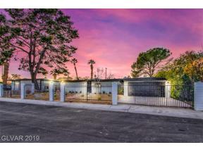 Property for sale at 1509 Cayuga, Las Vegas,  Nevada 89169